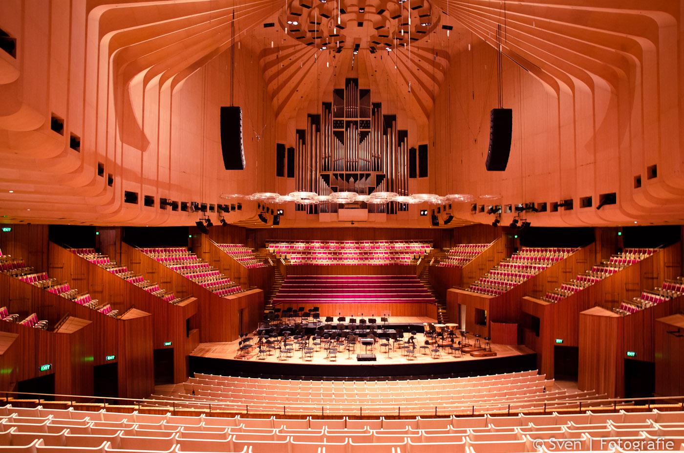 De concerthal