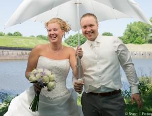 Charissa en Mathijs zijn getrouwd!