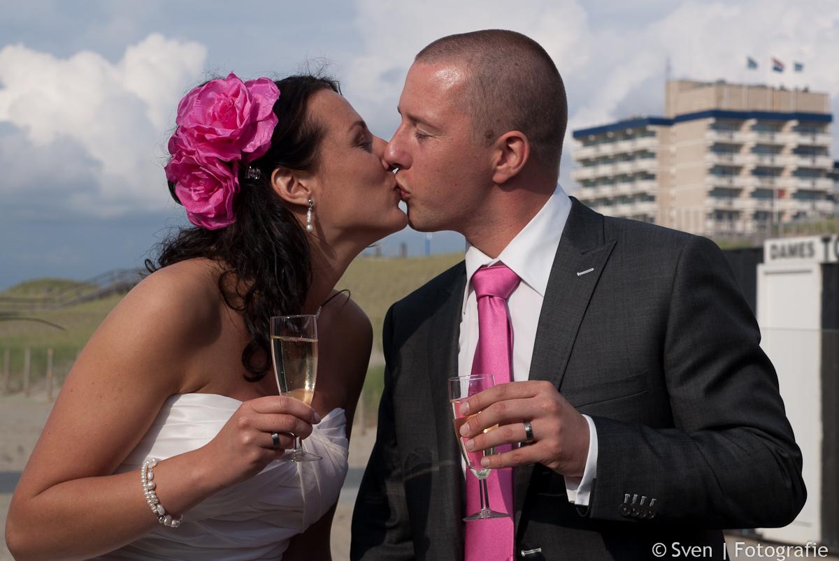 bruiloft, Sven, Fotografie, Tom, Gwen, Trouwen, Almere, strand,