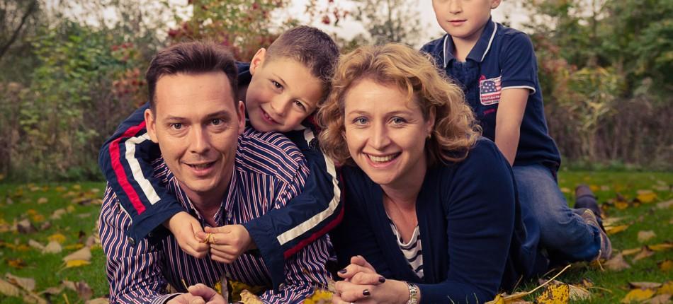 Familie de Waes @ de Kemphaan