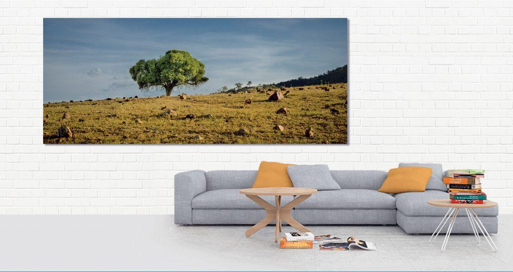 woonkamer, foto, wanddecoratie, print, werk, muur, canvas, sven, fotografie, aan, de, leuks, iets, anders, staal, hout, bank, muur,