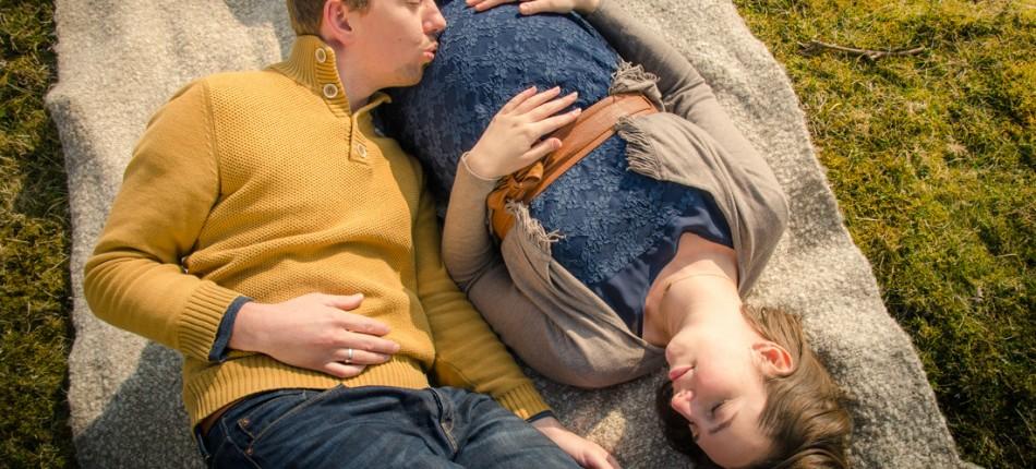 Frans & Elien BabyBuikShoot