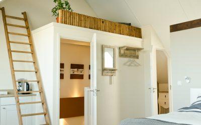 funda, verkopen, huis, foto's, woning, the loft, amsterdam, noord, appletree, bnb, B&B, slapen, sleep, spacious,